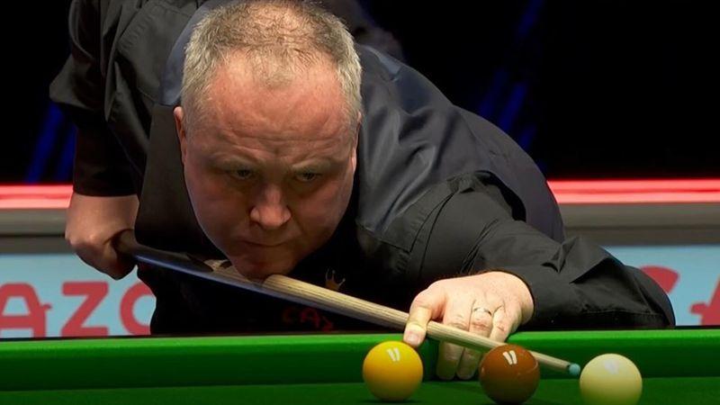 """""""Reichlich Kopfschmerz-Potenzial"""": Higgins legt fiesen Snooker"""