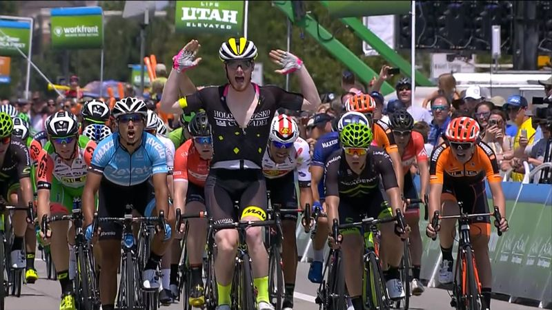 Tour of Utah: John Murphy vince la quarta tappa allo sprint