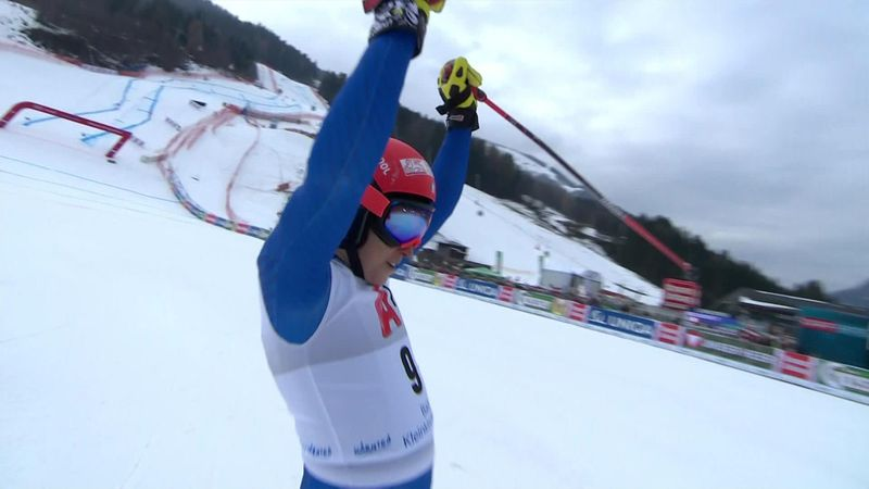Brignone pips Gut to the post in Super G at Bad Kleinkirchheim