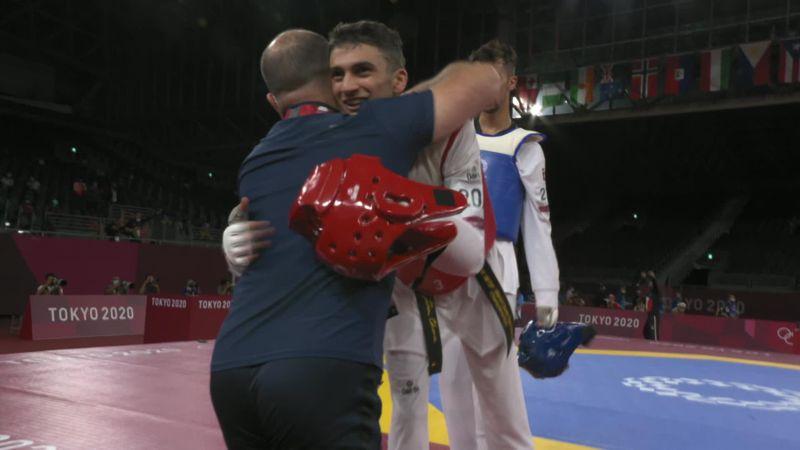 Tokyo 2020  Vito Dell'Aquila verovert goud bij de mannen -58kg