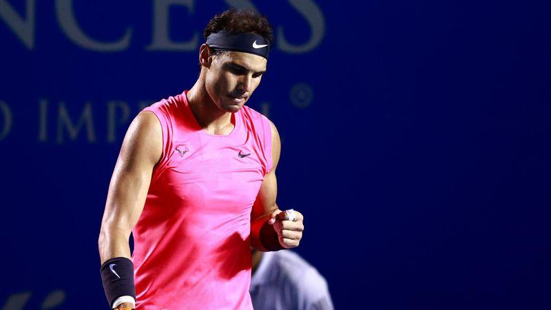 Höjdpunkter: Nadal - Kecmanovic