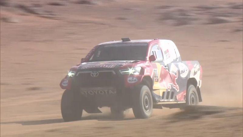 40e victoire en spéciale pour Al-Attiyah sur le Dakar
