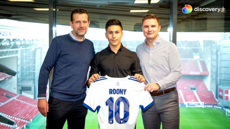 Roony har alle færdigheder til at gå ind og spille Superliga: FCK-chef sætter ord på stortalentet