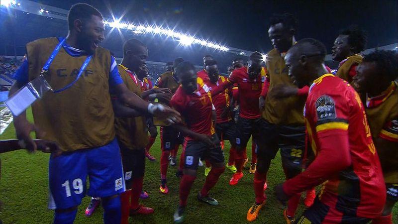 Copa África 2017, Uganda-Mali: Un empate de despedida (1-1)