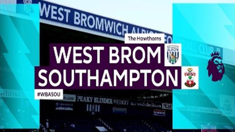 Rezumatul partidei West Bromwich Albion-Southampton