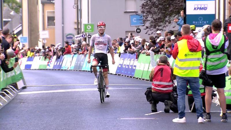 Tour de Luxembourg   Etap #2 - Önemli Anlar