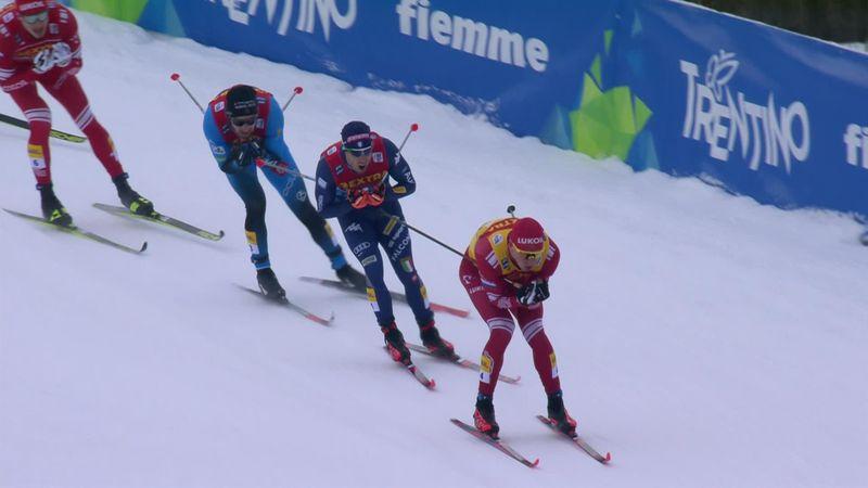 Tour de Ski: Cross-Country Val di Fiemme Sprint Erkekler Finali