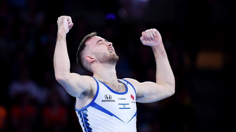 Artem Dolgopyat este noul campion olimpic la sol. Exerciţiul de aur