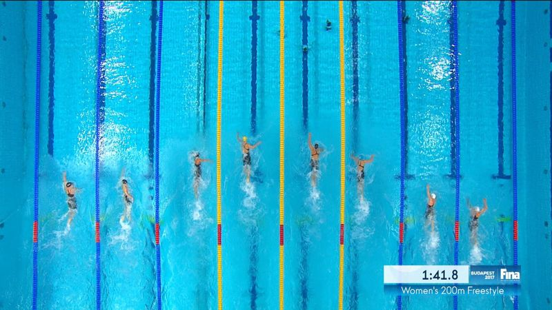 Жгучий финиш на дистанции вольным стилем, в котором золото ЧМ вырвала Пеллегрини