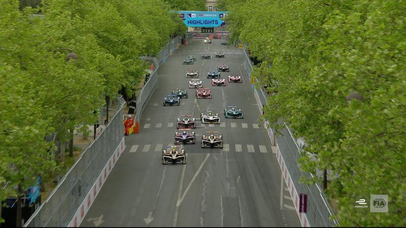 Fórmula E, París: Las mejores imágenes de la carrera