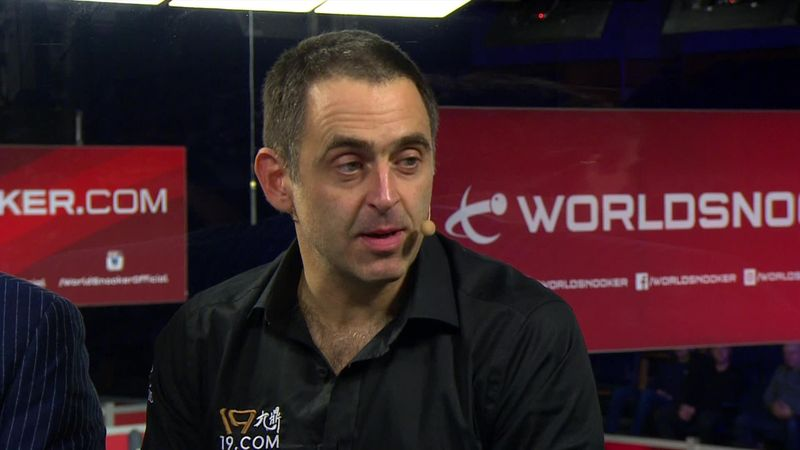 English Open : Interview O'Sullivan