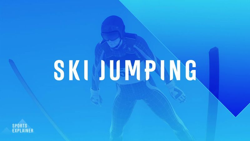 Ski jumping: How far do they jump? How does scoring work?