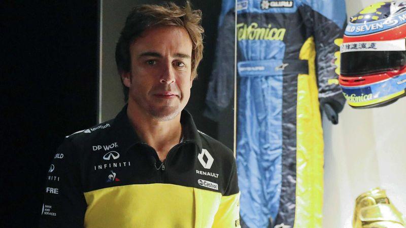 """Alonso über sein Comeback: """"Stoppuhr entscheidet, nicht Alter"""""""