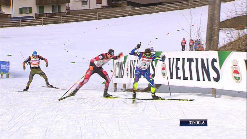 Krogh and Graabak grab Val di Fiemme victory