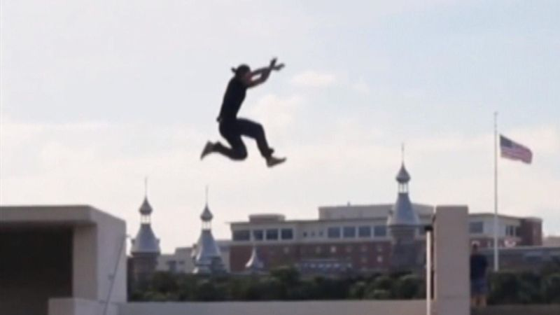 UK becomes first country to recognise parkour as a sport