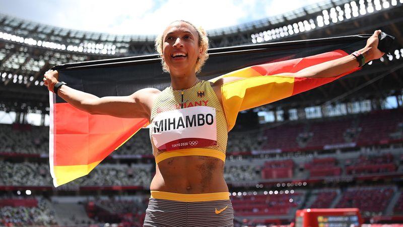Atletismo | Un vuelo de siete metros le da el oro a Mihambo en longitud