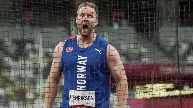 «The Beast» imponerte en hel nasjon – fire rekorder og OL-sølv