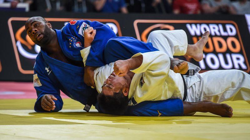 Judo: Teddy Riner sufre su primera derrota tras 154 combates y diez años de victorias