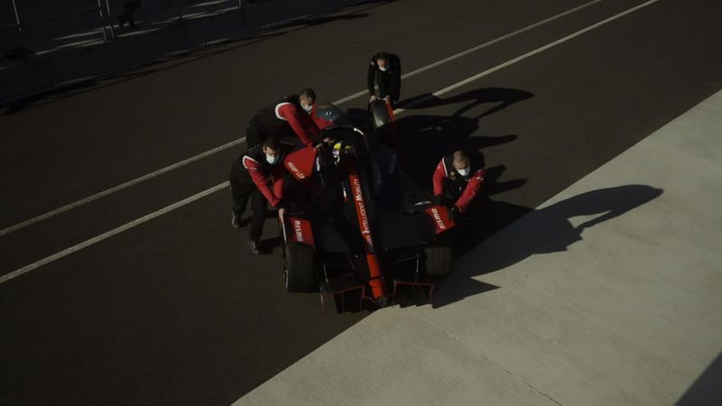 'I have the best crew behind me' - Buemi on Formula E aspirations
