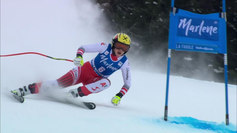 Ortlieb snatches memorable first World Cup win