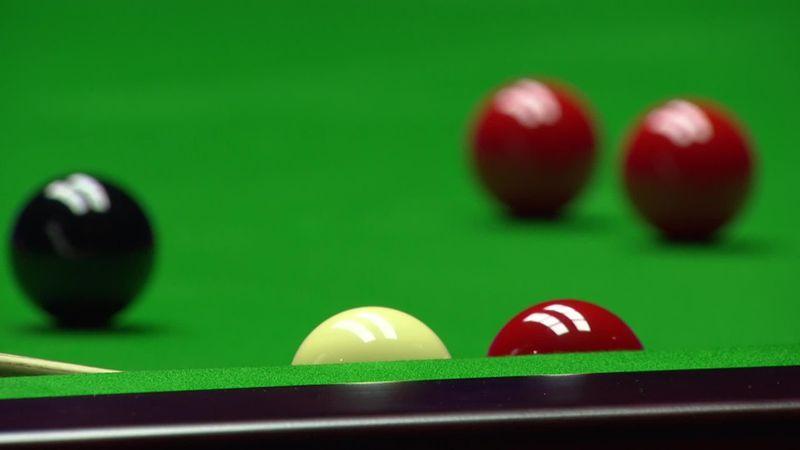 Snooker vb döntő:  Murphy - Selby