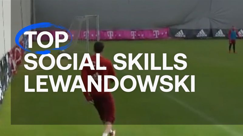 Eurosport Star of the Year: Sosyal Medyada Lewandowski