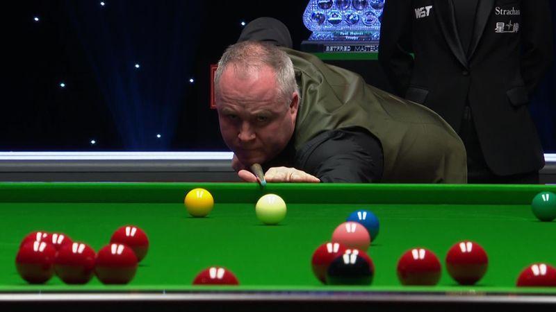 Masters2021 : Higgins reușește lovitura serii