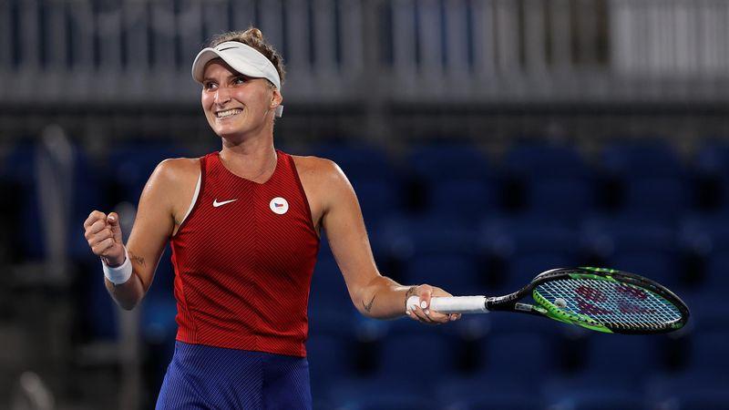 Tokyo 2020 - Vondrousova (CZE) ile Svitolina (UKR) - Tenis – Olimpiyatların Önemli Anları