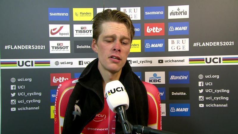 'I gave it everything' - Price-Pejtersen on u23 titme trial win