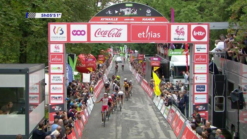 Laporte takes sprint finish to win GP de Wallonie