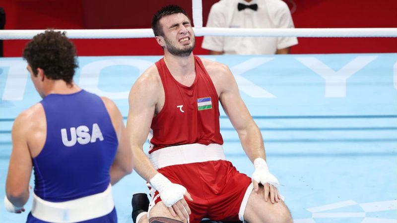 Große Gefühle im Superschwergewicht: Jalolov holt emotionales Gold