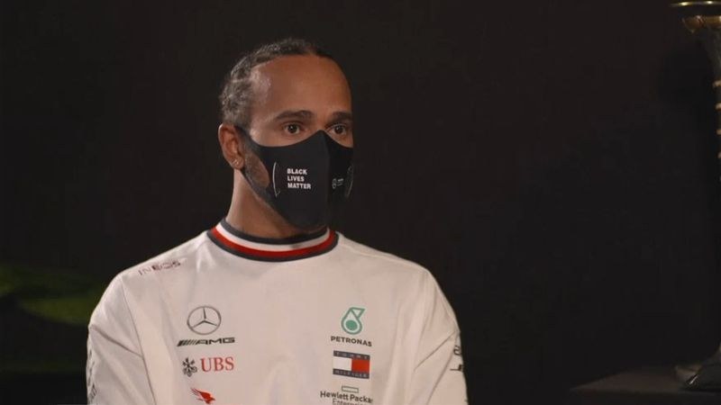 Hamilton: Black Lives Matter movement has made me a better driver
