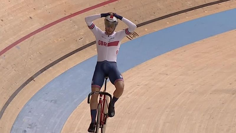 Matt Walls claims second European Championship gold with Omnium success