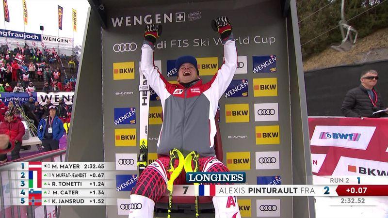 Alpineskiën | Mayer de snelste op slalom