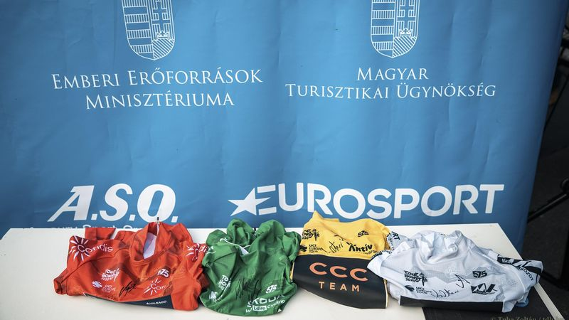 Eisenkrammer Karcsival a Tour de Hongrie-ról - ESB podcast