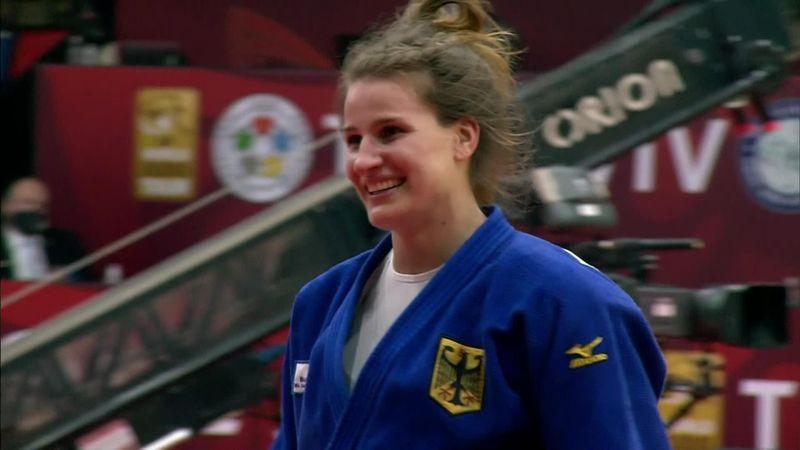Wagner è oro a Tel Aviv nei -78 kg: battuta la Posvite