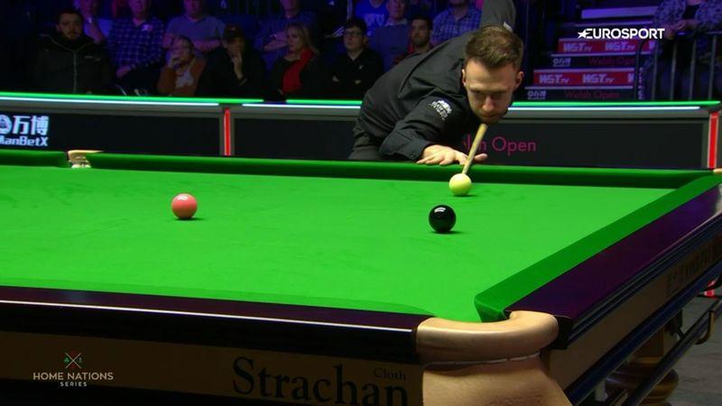 Highlights: Første runde af Welsh Open er skudt i gang