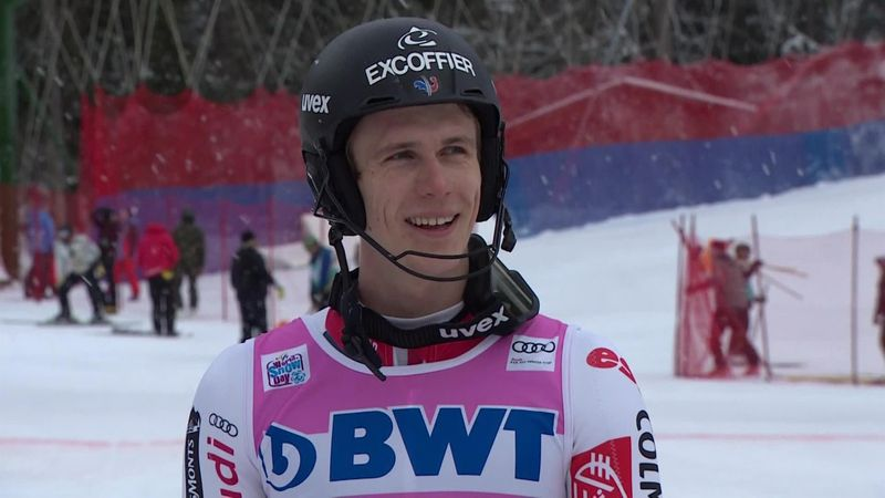 Noel takes victory at Wengen for second year running