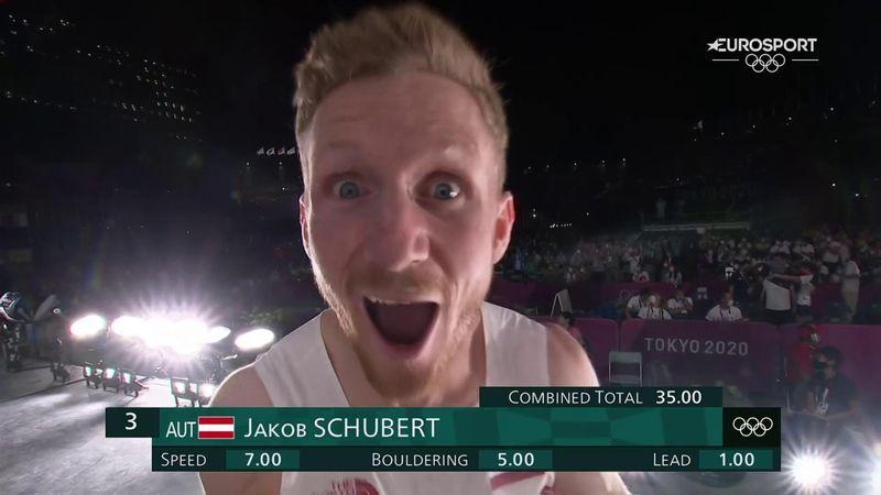 Arrampicata, scopre di aver vinto il bronzo dal coach: la reazione