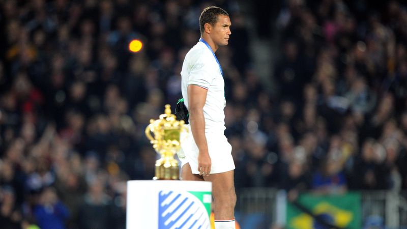"""Dusautoir : """"La finale de la CDM 2011 est à la fois mon meilleur et mon pire souvenir rugby"""""""