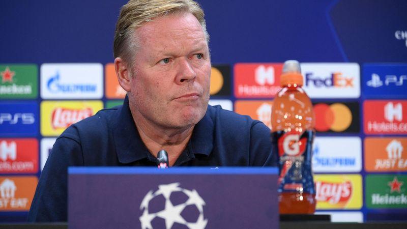 """Koeman: """"La renovación de Ansu Fati es muy importante, es el futuro del club"""""""