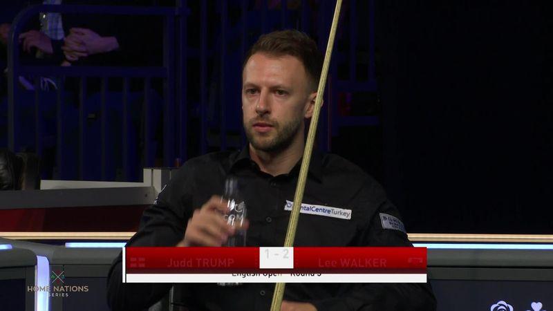 English Open: Break superb de 135 de puncte reușit de Judd Trump