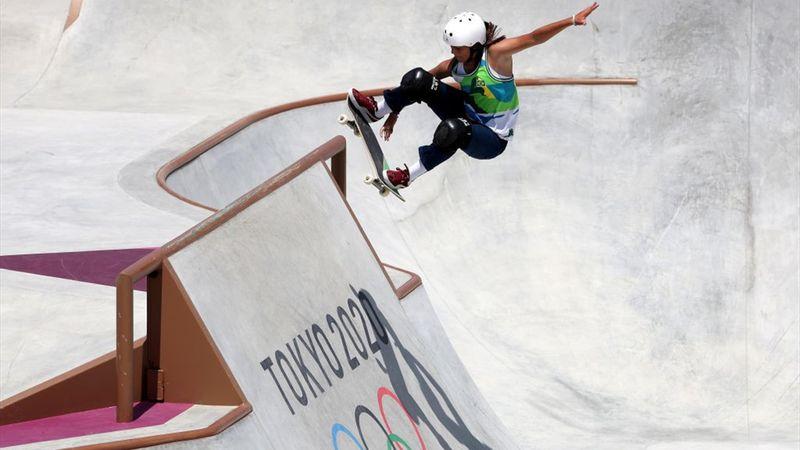 Women's Skateboarding Park Preliminary Heats - Tokyo 2020 - Highlights delle Olimpiadi