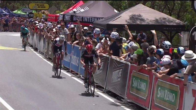 Tour Down Under(6ª etapa): Richie Porte gana la general y Matt Holmes la última etapa
