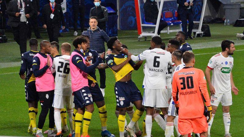 Wilde Rangelei nach Kovac-Pleite gegen Olympique Lyon