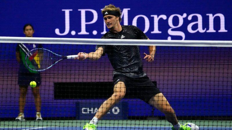 Top-Schläge der US Open: Djokovic und Zverev stellen alles in den Schatten
