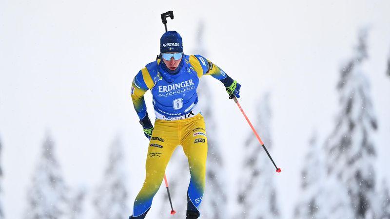 Premieră după 63 de ani: un suedez câştigă aurul la Mondialele de biatlon