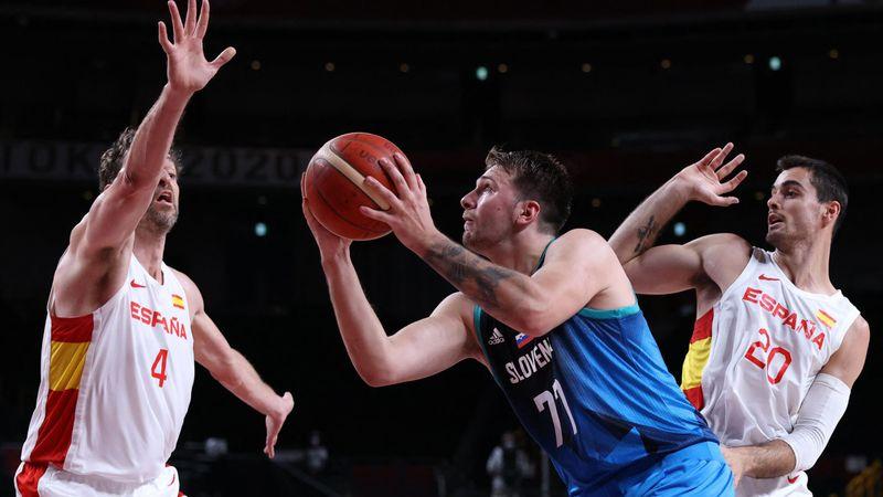 Tokyo 2020 - Slovenia ile Spain - Basketbol – Olimpiyatların Önemli Anları