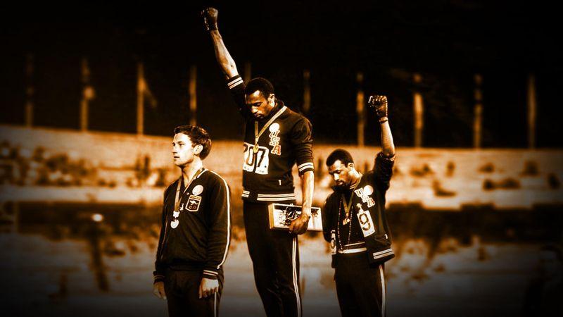 #BlackLivesMatter: quando il pugno chiuso di Tommie Smith e John Carlos segnò le Olimpiadi del 1968