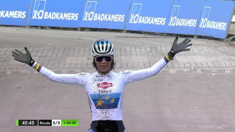 Carmen Alvarado vince a Bruxelles: a Brand il X2O Trofee